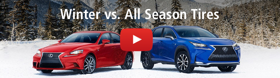 Winter vs All Season Tires
